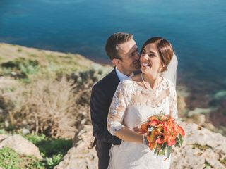 Le nozze di Jessica e Gianicola