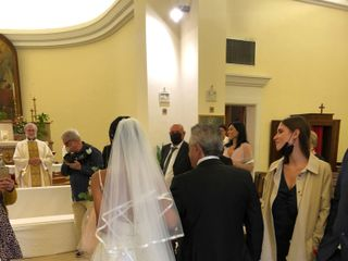Le nozze di Giusi  e Riccardo  1