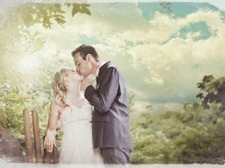 Le nozze di Melania e Stefano