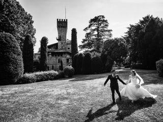Le nozze di Erika e Ricardo 1
