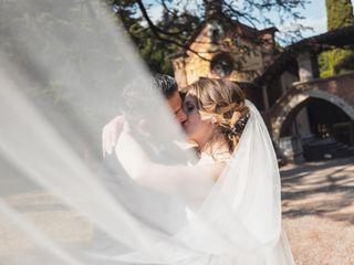 Le nozze di Erika e Ricardo