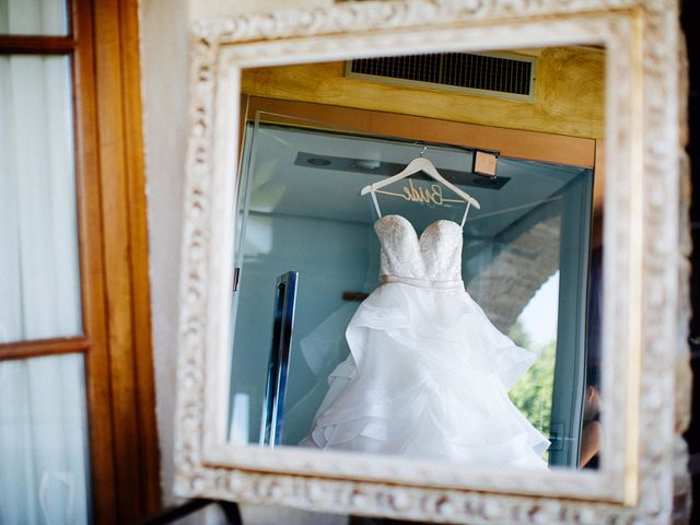 Il matrimonio di Jaff e Penelope a Tavarnelle Val di Pesa, Firenze 17