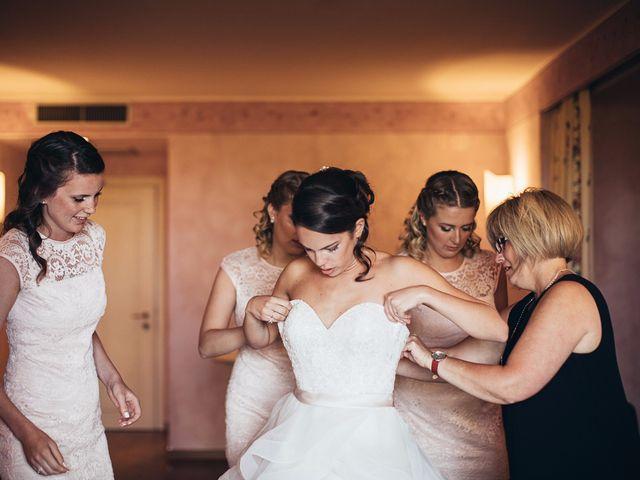 Il matrimonio di Jaff e Penelope a Tavarnelle Val di Pesa, Firenze 23