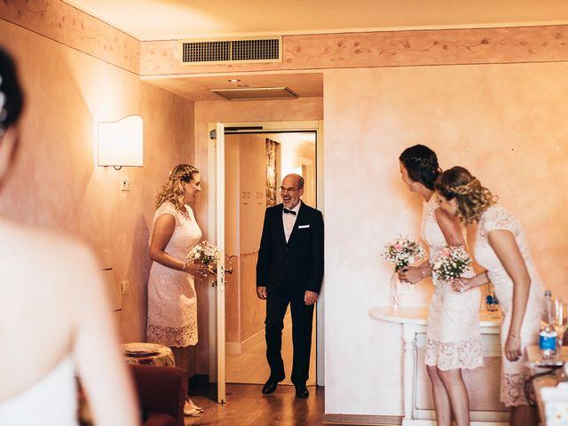 Il matrimonio di Jaff e Penelope a Tavarnelle Val di Pesa, Firenze 30