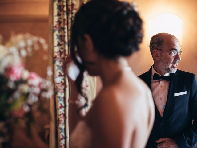 Il matrimonio di Jaff e Penelope a Tavarnelle Val di Pesa, Firenze 31