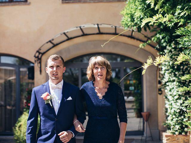 Il matrimonio di Jaff e Penelope a Tavarnelle Val di Pesa, Firenze 32