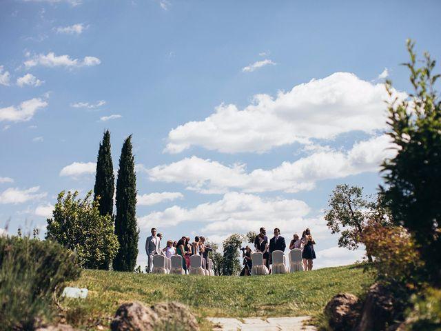 Il matrimonio di Jaff e Penelope a Tavarnelle Val di Pesa, Firenze 34