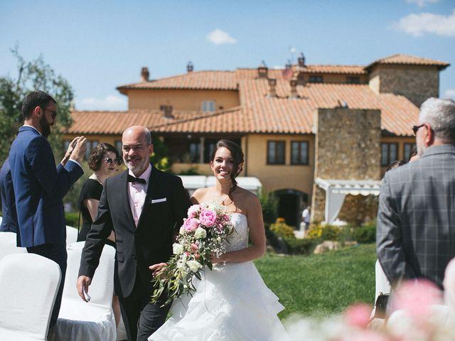 Il matrimonio di Jaff e Penelope a Tavarnelle Val di Pesa, Firenze 36