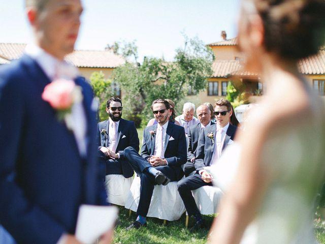 Il matrimonio di Jaff e Penelope a Tavarnelle Val di Pesa, Firenze 40