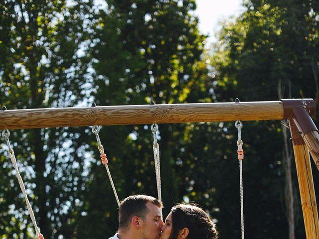 Il matrimonio di Jaff e Penelope a Tavarnelle Val di Pesa, Firenze 45