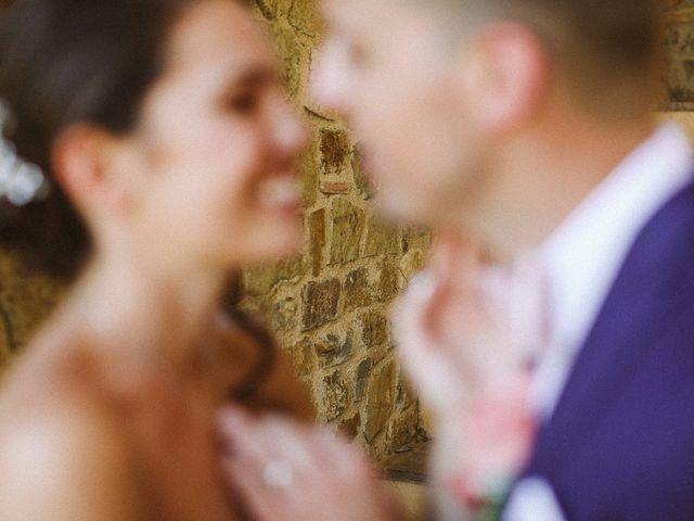 Il matrimonio di Jaff e Penelope a Tavarnelle Val di Pesa, Firenze 52