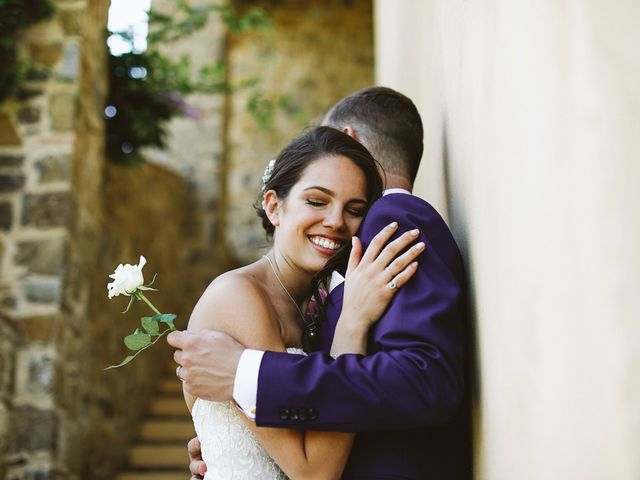Il matrimonio di Jaff e Penelope a Tavarnelle Val di Pesa, Firenze 54
