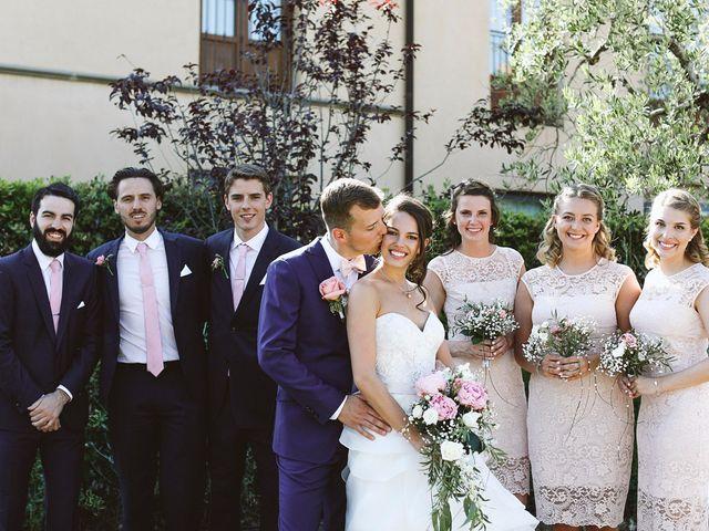 Il matrimonio di Jaff e Penelope a Tavarnelle Val di Pesa, Firenze 62