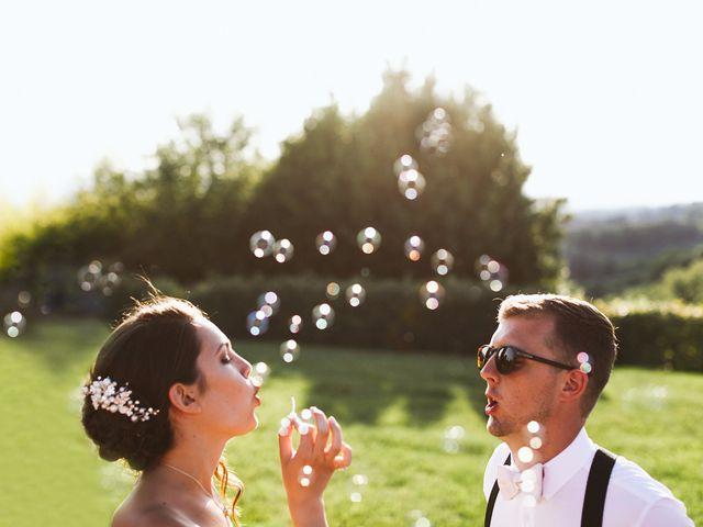 Il matrimonio di Jaff e Penelope a Tavarnelle Val di Pesa, Firenze 71