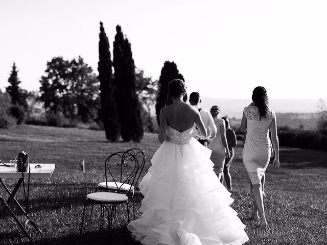 Il matrimonio di Jaff e Penelope a Tavarnelle Val di Pesa, Firenze 75
