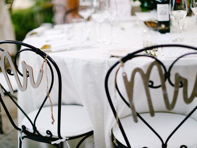 Il matrimonio di Jaff e Penelope a Tavarnelle Val di Pesa, Firenze 78
