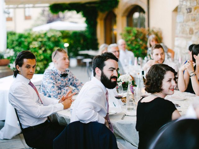 Il matrimonio di Jaff e Penelope a Tavarnelle Val di Pesa, Firenze 80