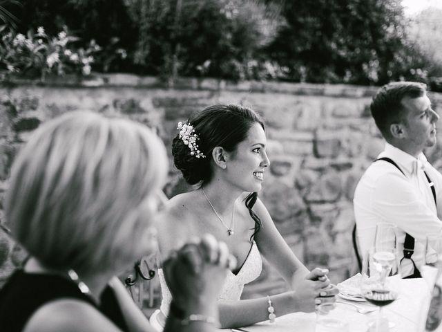 Il matrimonio di Jaff e Penelope a Tavarnelle Val di Pesa, Firenze 82