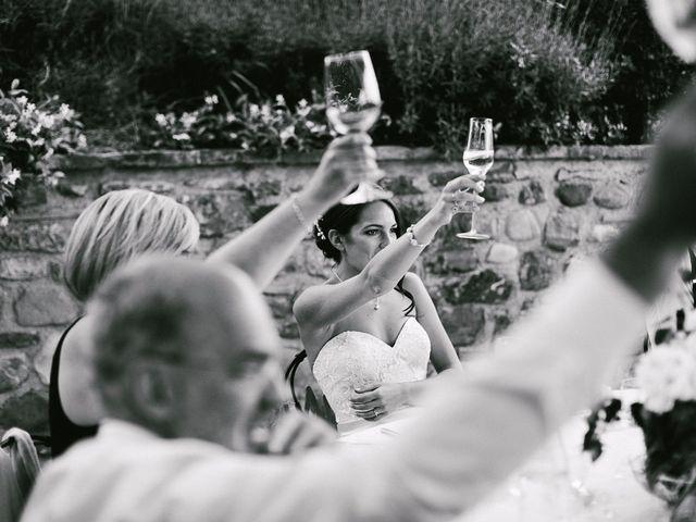 Il matrimonio di Jaff e Penelope a Tavarnelle Val di Pesa, Firenze 83