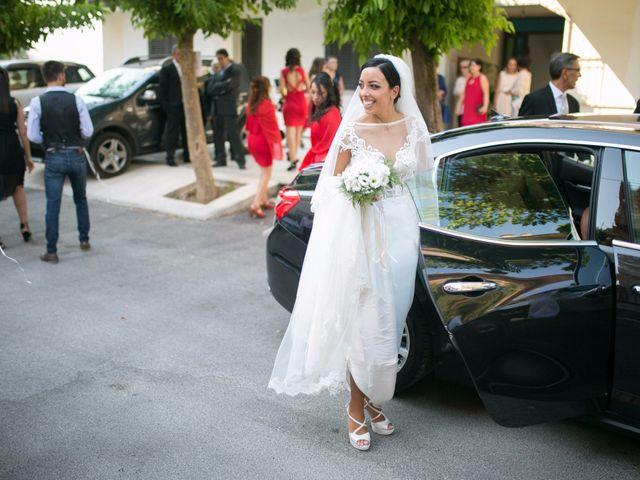 Il matrimonio di Pasquale e Debora a Agropoli, Salerno 23
