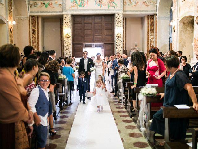 Il matrimonio di Pasquale e Debora a Agropoli, Salerno 28