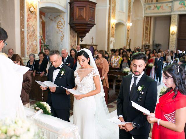 Il matrimonio di Pasquale e Debora a Agropoli, Salerno 32