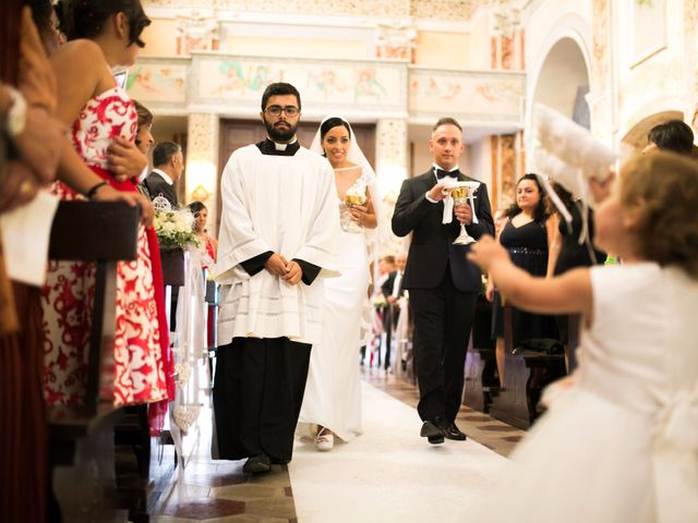 Il matrimonio di Pasquale e Debora a Agropoli, Salerno 33