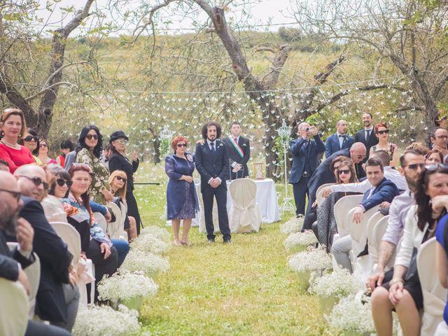 Il matrimonio di Mariano e Elisabetta a Palazzolo Acreide, Siracusa 15