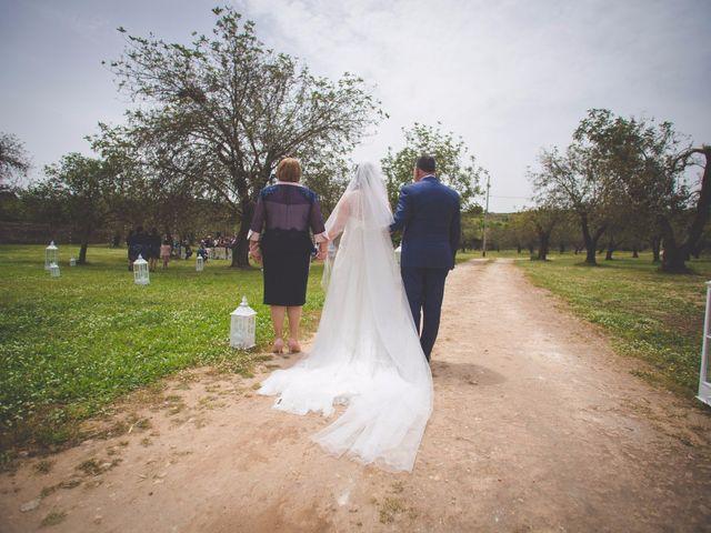 Il matrimonio di Mariano e Elisabetta a Palazzolo Acreide, Siracusa 17