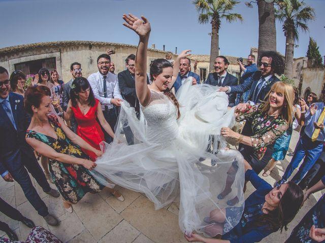 Il matrimonio di Mariano e Elisabetta a Palazzolo Acreide, Siracusa 58