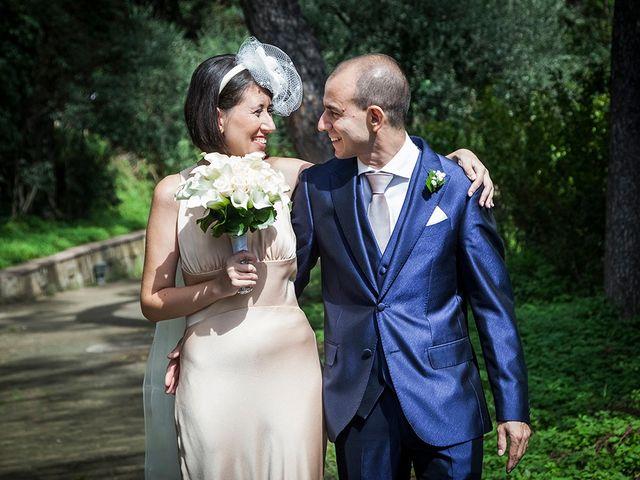 le nozze di Adriana e Ivan