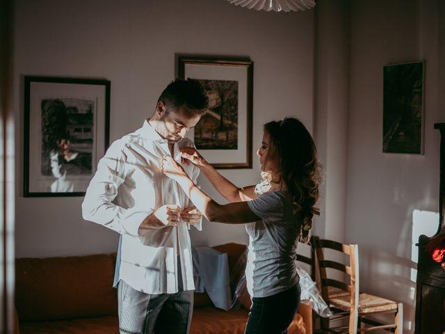Il matrimonio di Davide e Chiara a Monte San Pietro, Bologna 2