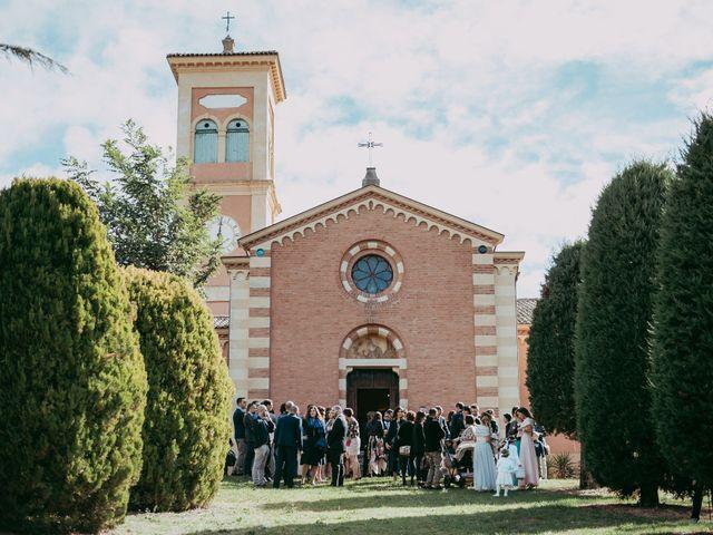 Il matrimonio di Davide e Chiara a Monte San Pietro, Bologna 30
