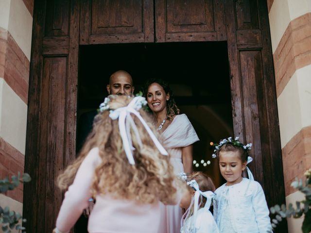 Il matrimonio di Davide e Chiara a Monte San Pietro, Bologna 33