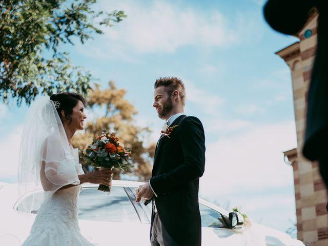 Il matrimonio di Davide e Chiara a Monte San Pietro, Bologna 36