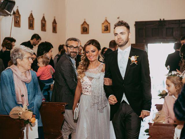 Il matrimonio di Davide e Chiara a Monte San Pietro, Bologna 38
