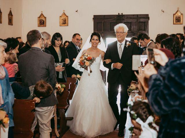 Il matrimonio di Davide e Chiara a Monte San Pietro, Bologna 40