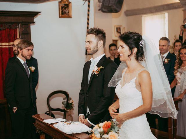 Il matrimonio di Davide e Chiara a Monte San Pietro, Bologna 42