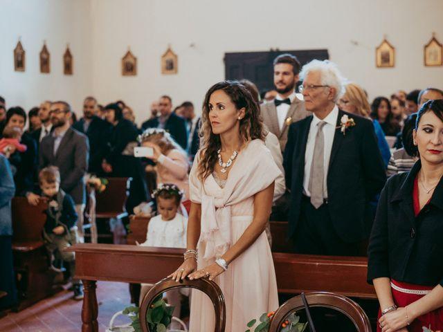 Il matrimonio di Davide e Chiara a Monte San Pietro, Bologna 43