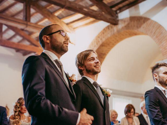 Il matrimonio di Davide e Chiara a Monte San Pietro, Bologna 44