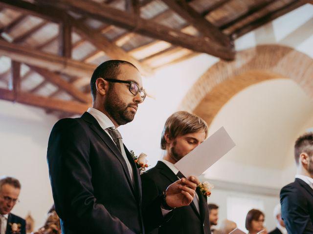 Il matrimonio di Davide e Chiara a Monte San Pietro, Bologna 46