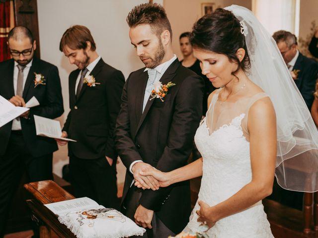 Il matrimonio di Davide e Chiara a Monte San Pietro, Bologna 47