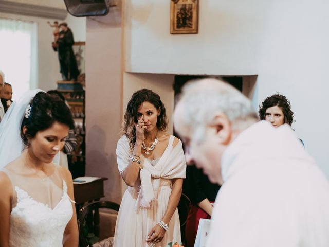 Il matrimonio di Davide e Chiara a Monte San Pietro, Bologna 48