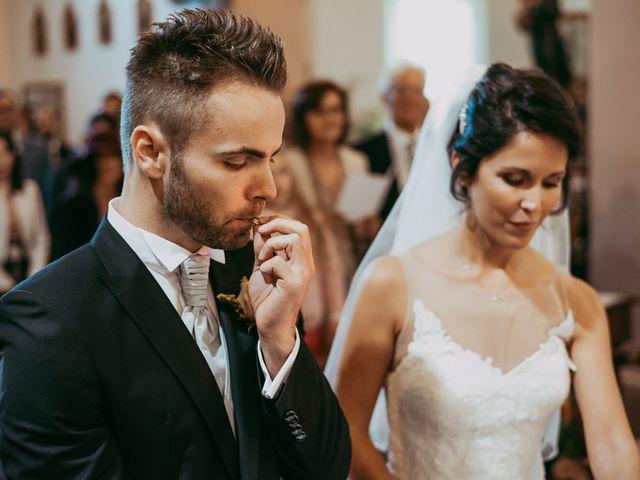 Il matrimonio di Davide e Chiara a Monte San Pietro, Bologna 49