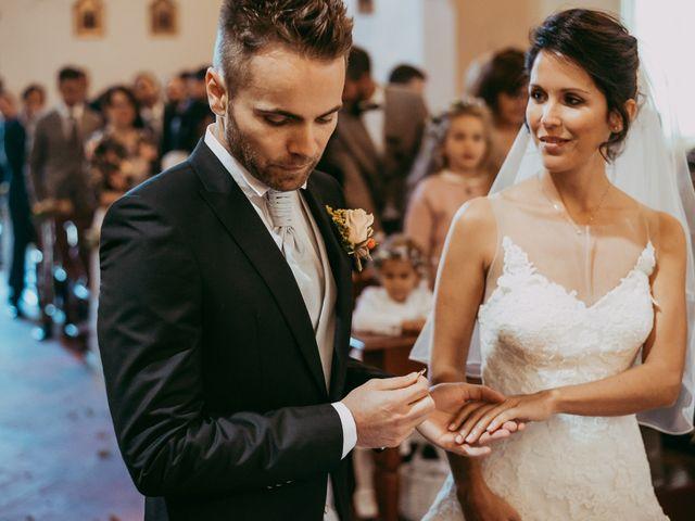 Il matrimonio di Davide e Chiara a Monte San Pietro, Bologna 51