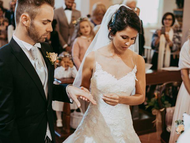 Il matrimonio di Davide e Chiara a Monte San Pietro, Bologna 53