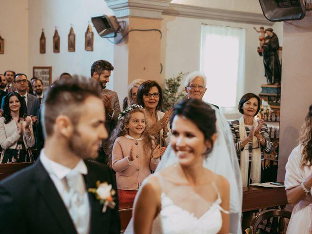 Il matrimonio di Davide e Chiara a Monte San Pietro, Bologna 56