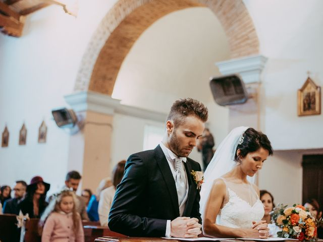 Il matrimonio di Davide e Chiara a Monte San Pietro, Bologna 57