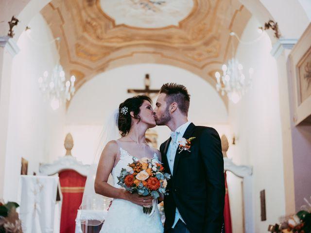 Il matrimonio di Davide e Chiara a Monte San Pietro, Bologna 60