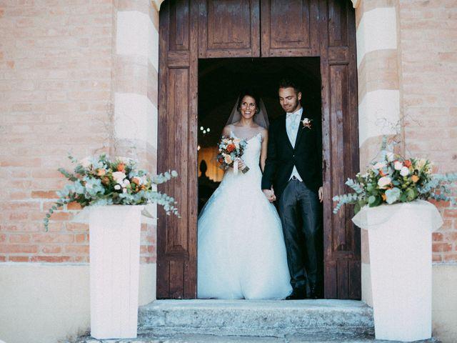 Il matrimonio di Davide e Chiara a Monte San Pietro, Bologna 61